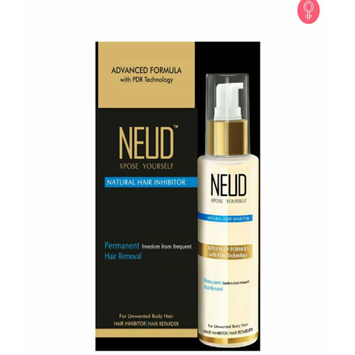 NEUD Natural Hair Inhibitor 80gm