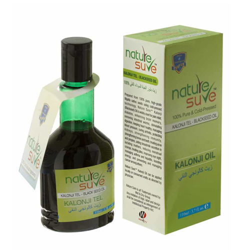 Nature Sure Kalonji Oil - 11s0ml