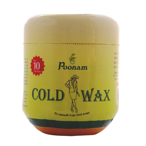 Poonam Hair Removing Cold Wax for all Skin Types - 700 gms