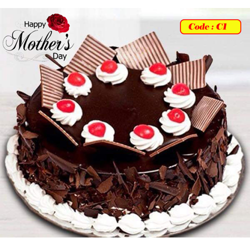 Mother's Day Special Cake - Code C1