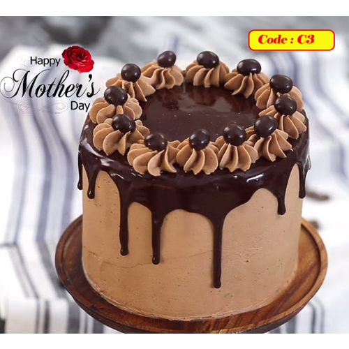 Mother's Day Special Cake - Code C3
