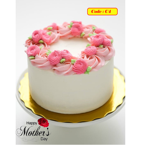 Mother's Day Special Cake - Code C4