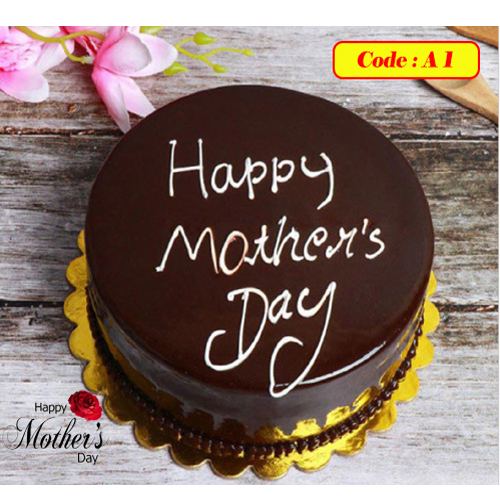 Mother's Day Special Cake - Code A1