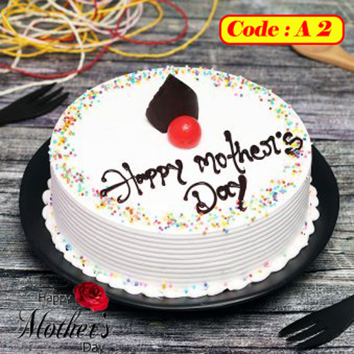 Mother's Day Special Cake - Code A2
