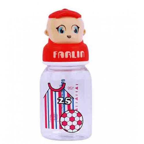 Farlin Feeding Bottle 4oz Per-858 Red