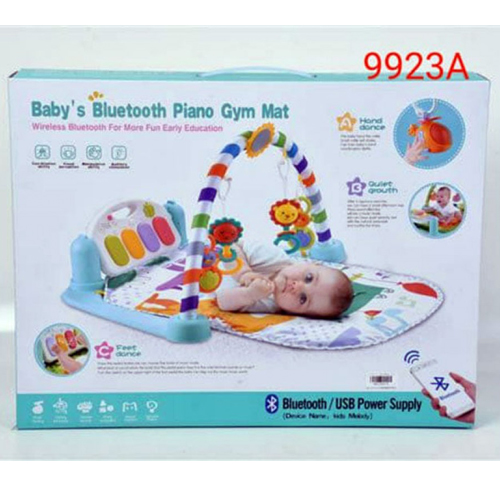 Baby's Bluetooth Piano Play Gym Mat