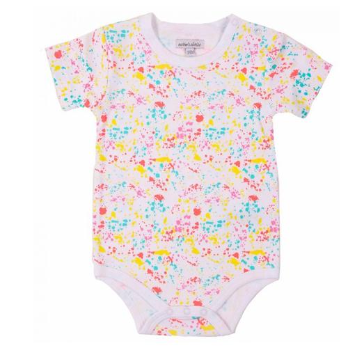 Mother's Choice Baby Short Sleeves Onesie/ Bodysuit