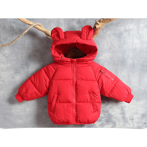 Red Baby Winter Jacket It19129