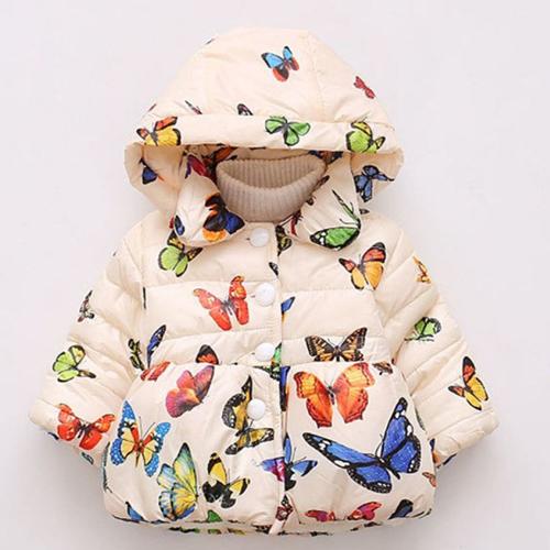 Butterfly Winter Jacket 27770
