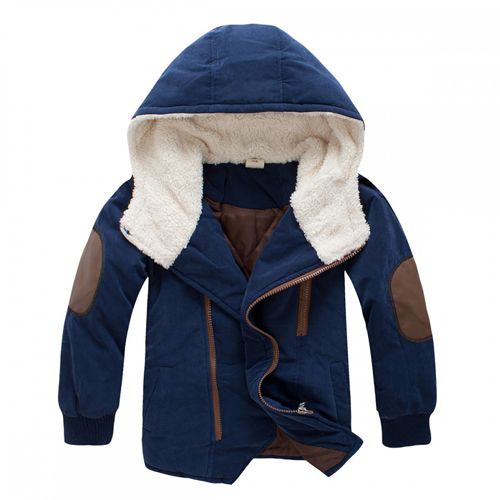 Children's Cotton Warm Winter Thick Jacket/coat 19172