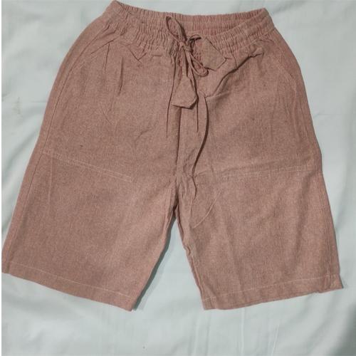Men's Regular  Fit Nepali Cotton shorts