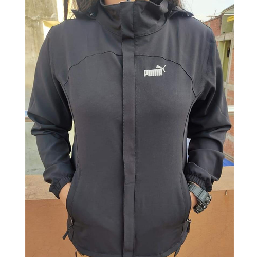 Women's Puma Black jacket