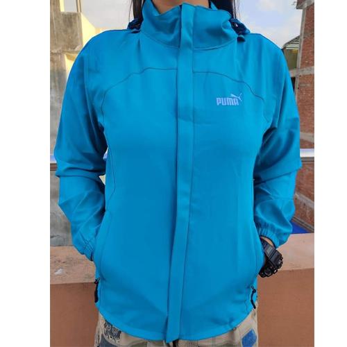 Women's Puma Sky Blue Jacket