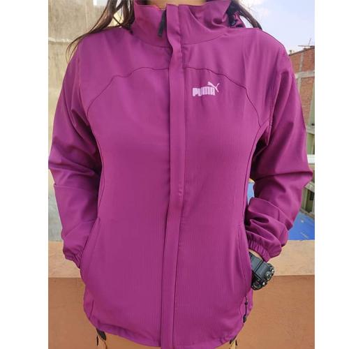 Women's Puma Light Purple Jacket
