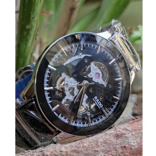 Womens Black Rado Automatic watch