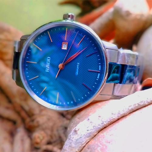 Royal Blue Rado Analog watch