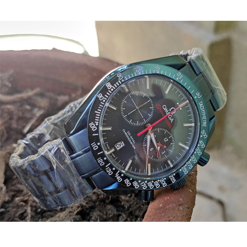 Mens Omega Seamster Co-Axial Chronometer Watch