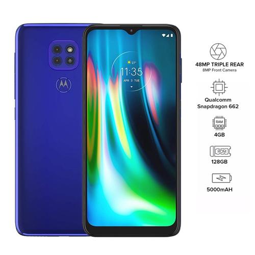 Motorola Moto G9 Play ( 4GB RAM 128 ROM)