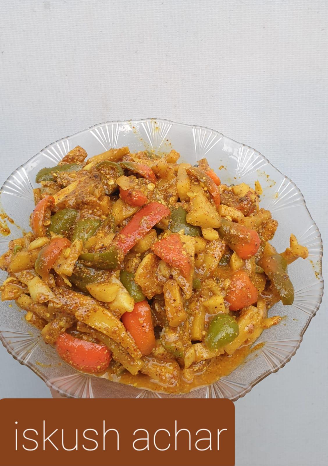 "Chayote Pickle ""IsKus Ko Achar""1kg"